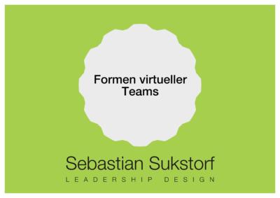 Formen virtueller Teams