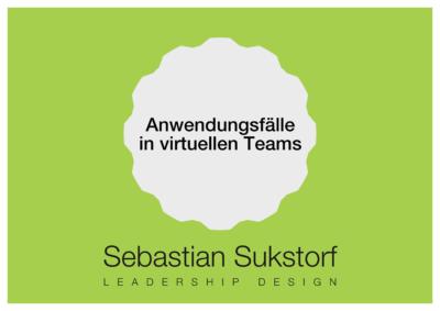 Anwendungsfälle in virtuellen Teams